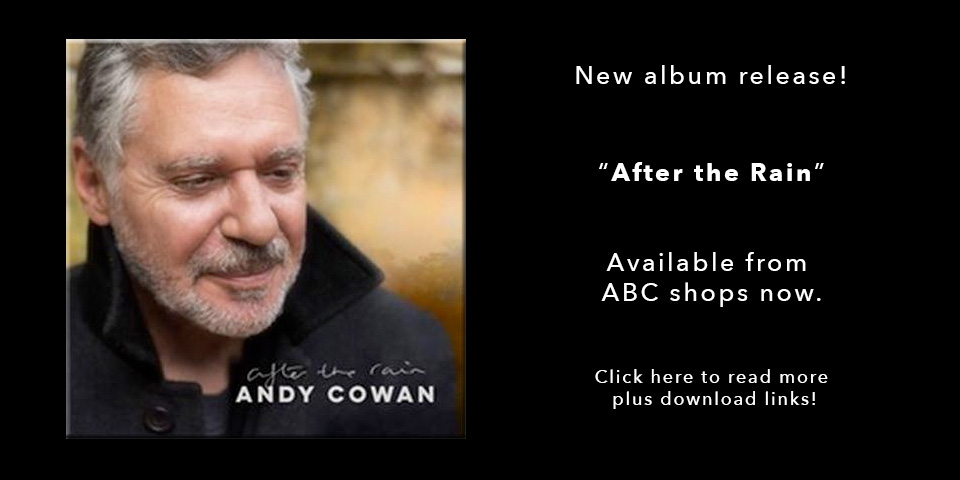 After the Rain - new CD Release.